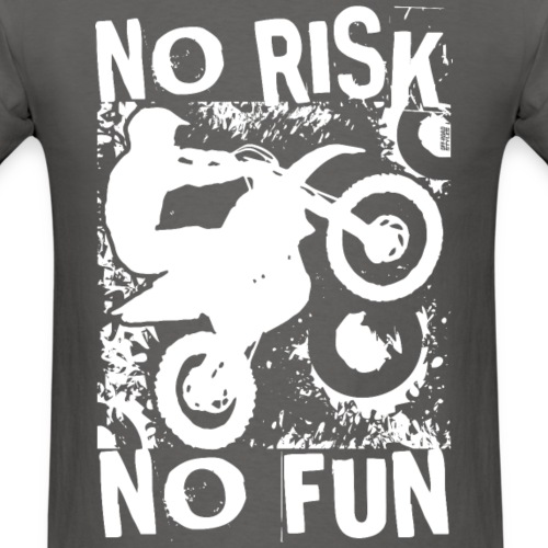 Dirt Bike No Risk No Fun