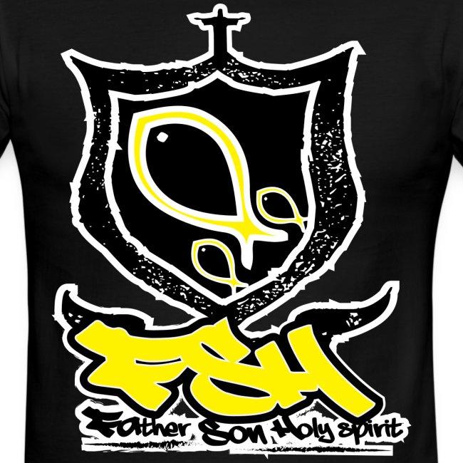 Authority Goods Father Son Holy Spirit Mens Ringer Mens Ringer