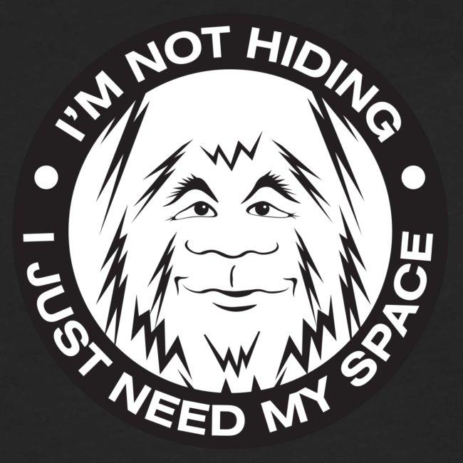 Not Hiding