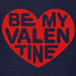 Be my valentine heart Kids' Shirts - Kids' T-Shirt