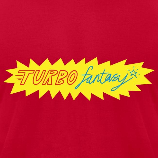 Turbo Fantasy - Turbo logo