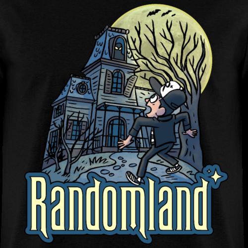 HauntedHouseShirt