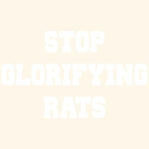 Stop Glorifying Rats - Everlast