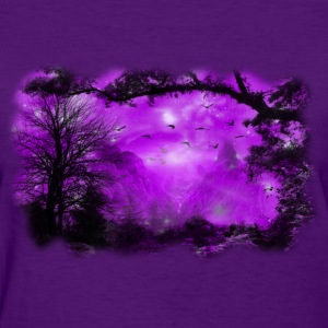 magic forest - Women's T-Shirt