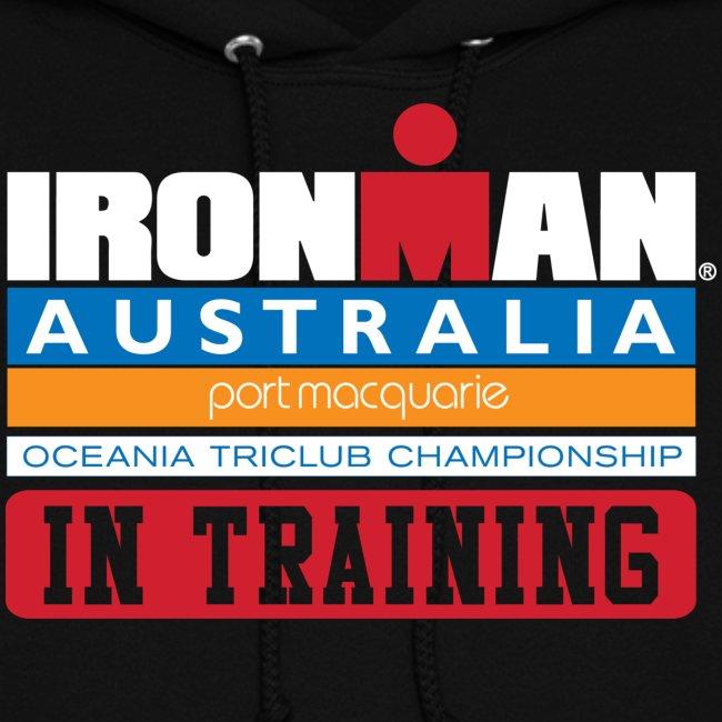 IM Australia In Training Women's Hoodie