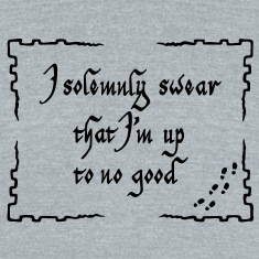 I solemnly swear that I m up to no good T-Shirts