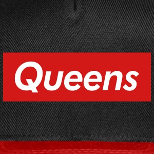 Queens Reigns Supreme Snap Back Hat - Snap-back Baseball Cap