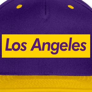 Los Angeles Reigns Supreme Snap Back - Snap-back Baseball Cap