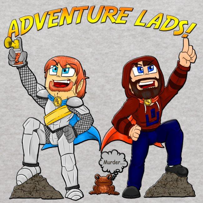 Kid's Adventure Lads Hoodie