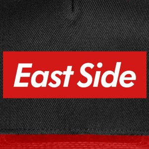 East Side Reigns Supreme Snapback - Snap-back Baseball Cap