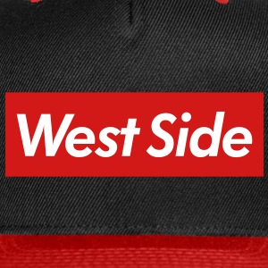 West Side Reigns Supreme Snap Back - Snap-back Baseball Cap