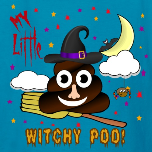 Witch Poop  Shirt, Funny Poo Costume Shirt
