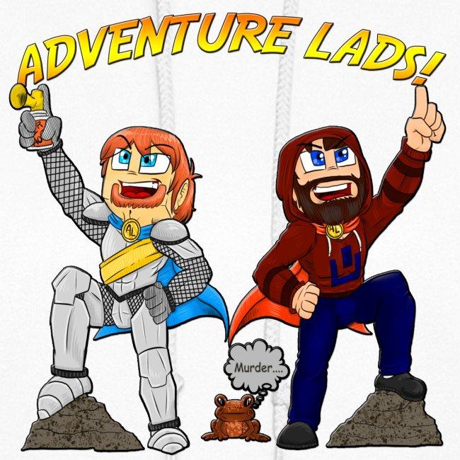Woman's Adventure Lads Hoodie