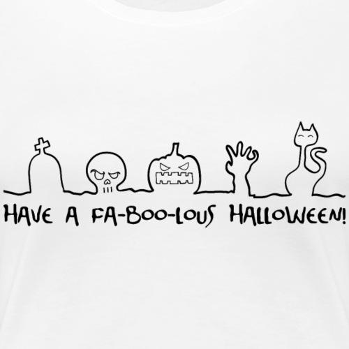 Have a fa-boo-lous Halloween