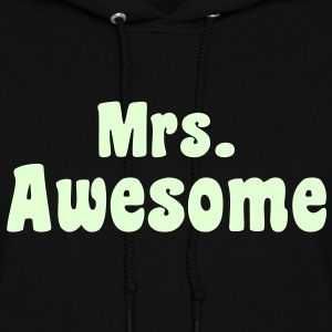 Mrs. Awesome - KCCO Hoodies - Women's Hoodie