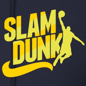 Slam Dunk Zip Hoodies/Jackets - Men's Zip Hoodie