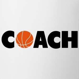 basketball coach Accessories - Coffee/Tea Mug