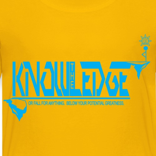 knowtheledge blue