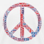 Design ~ Peace Sign Translated Tee