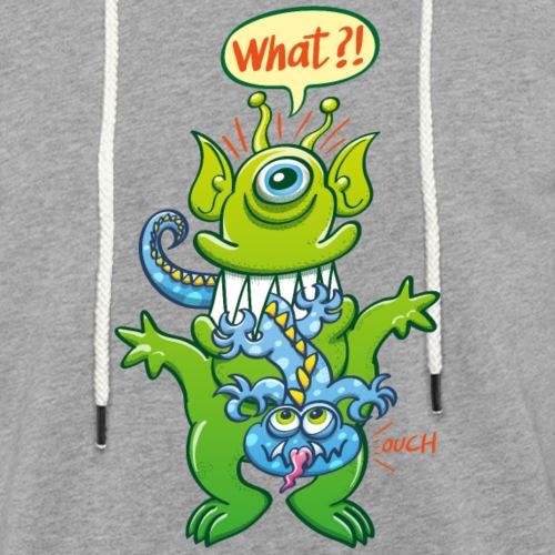 Big monster eat little monster
