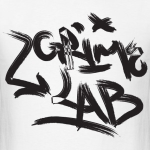 Grime Lab Tag - Men's T-Shirt