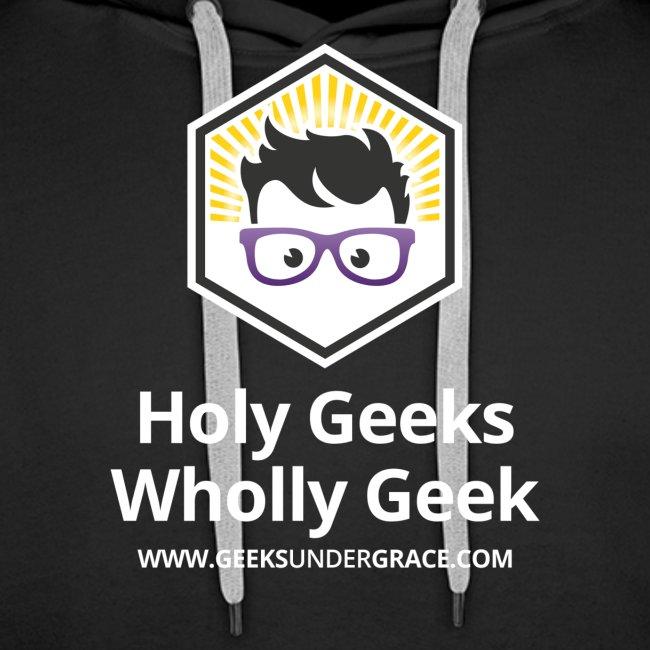 Classic Geeks Hoodie
