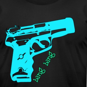 Bangbang. T-Shirts - Men's T-Shirt by American Apparel