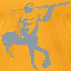 centaur T-Shirts - Men's T-Shirt by American Apparel