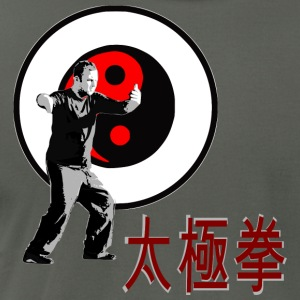 Tai Chi Chuan T-Shirts - Men's T-Shirt by American Apparel