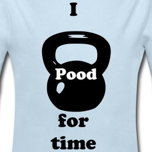 Kettle Bell Baby & Toddler Shirts - Long Sleeve Baby Bodysuit