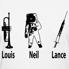 Louis Neil Lance Women's T-Shirts