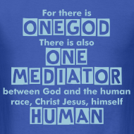 Design ~ One God | One Mediator