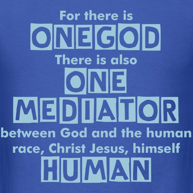 One God | One Mediator