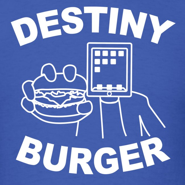 Destiny Burger - White (Men's)