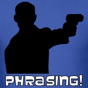Sterling Archer - Phrasing - Men's T-Shirt