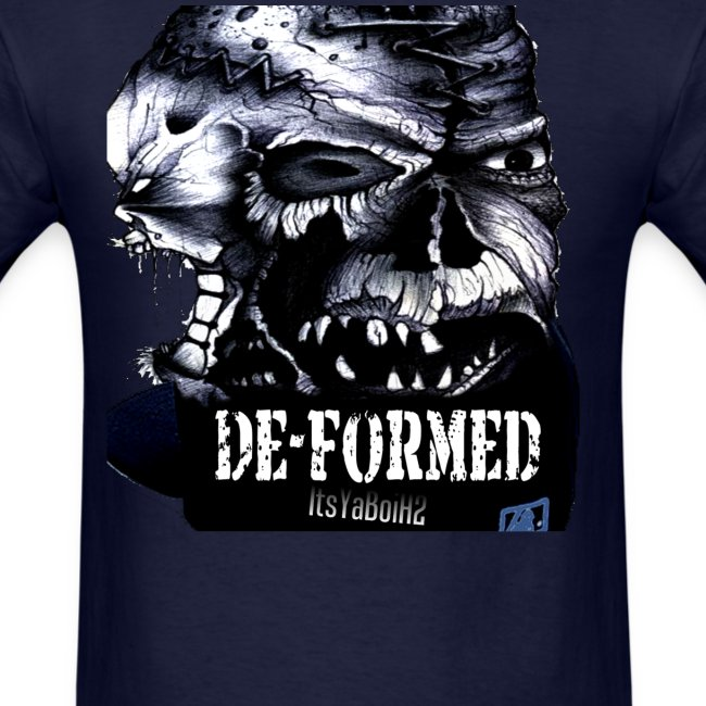 DE-FORMED Cover Shirt