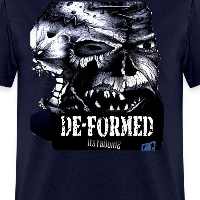 DE-FORMED Cover Shirt