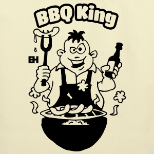 BBQ King Bags  - Eco-Friendly Cotton Tote