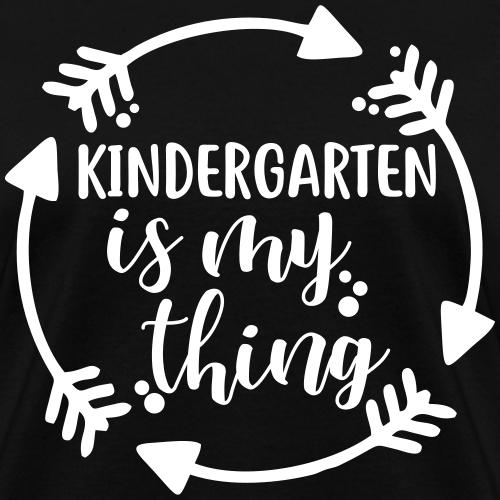 Kindergarten is My Thing