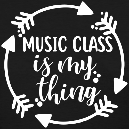 Music Class is My Thing