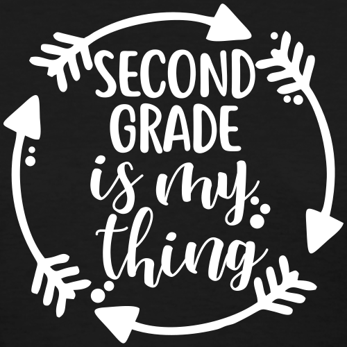 Second Grade is My Thing
