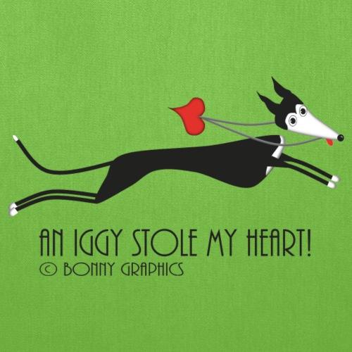 Italian greyhound black