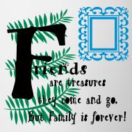 Design ~ Friends are treasures