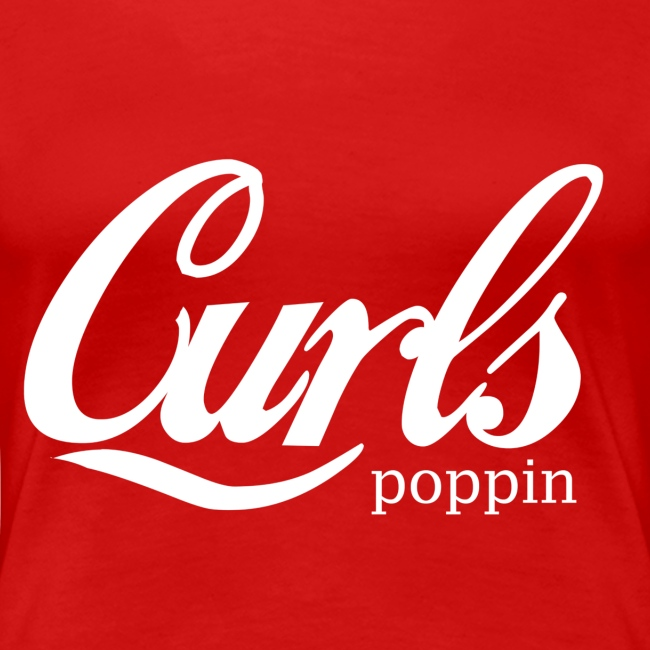 Curls poppin