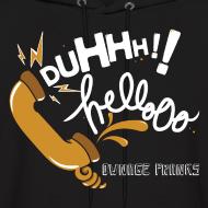 Design ~ Duh Hello Hoodie