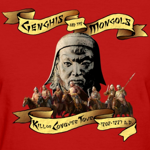 Genghis and the Mongols: Kill or Conquer Tour