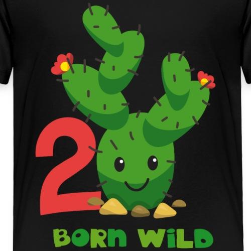 Cute Cactus 2nd Birthday