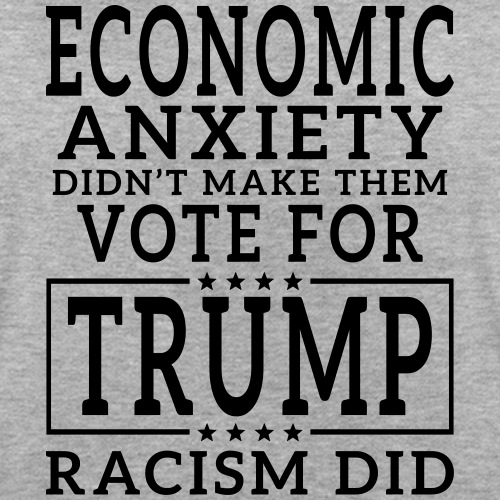 Racists Voted For Trump T-shirts