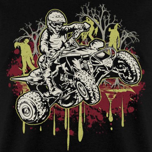 ATV Halloween Zombies