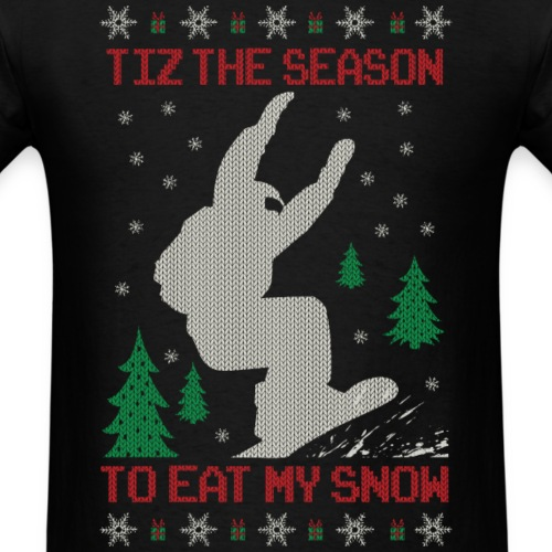 Snowboarder Christmas